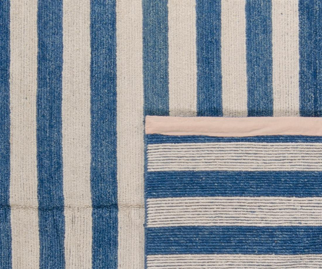 Tibetan Stripes Rug: 6'2'' x 9'4'' - 2