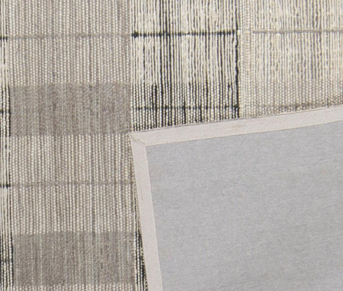 Teppich Jacquard Woven Jute/Wool Rug: 6'2'' x 9'0'' - 2