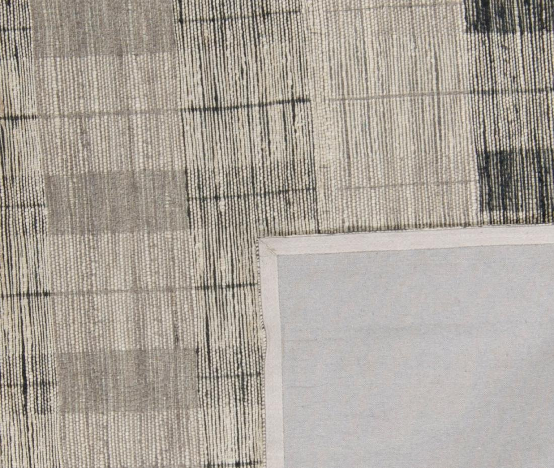 Teppich Jacquard Woven Jute/Wool Rug: 8'1'' x 9'10'' - 2