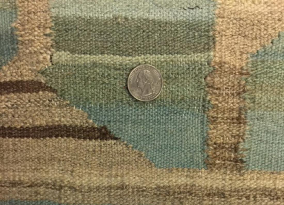 Afghan Kilim: 4'2'' x 6'2'' - 3
