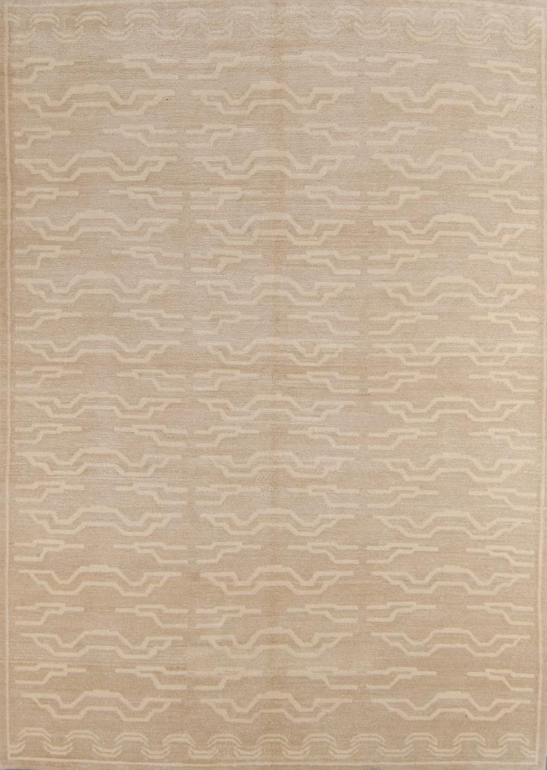 Tibetan Dekyi Rug: 6'2'' x 8'9''
