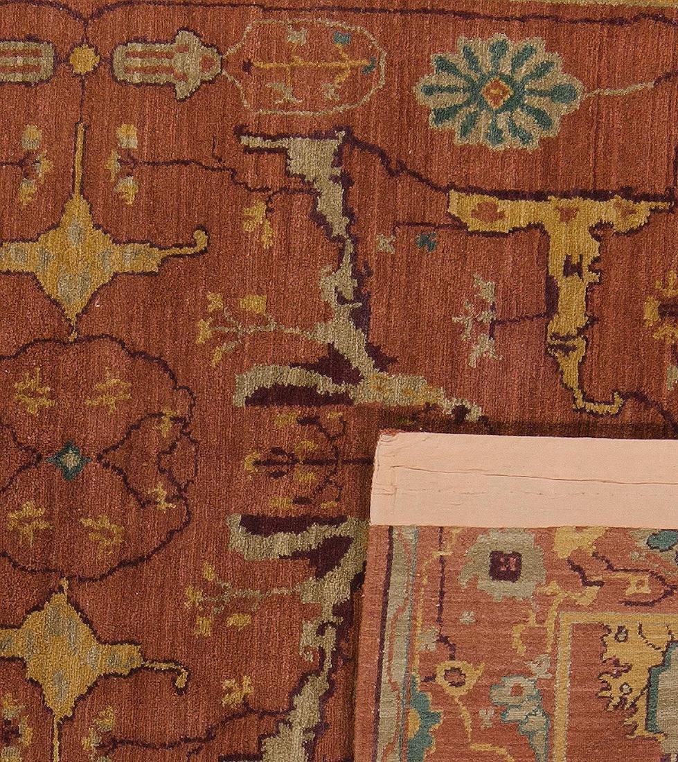 Tibetan Dekyi Rug: 6'3'' x 9'2'' - 2