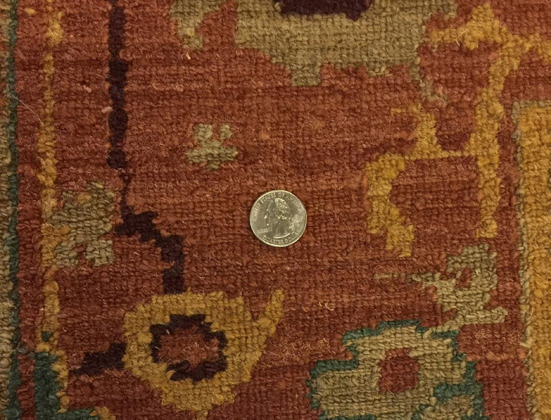 Tibetan Dekyi Rug: 6'3'' x 9'2'' - 3