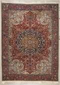 Fine Vintage Kayseri Rug: 8'3'' x 11'5'' (251 x 348 cm)