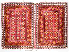 Large Vintage Embroidered Wedding Canopy India
