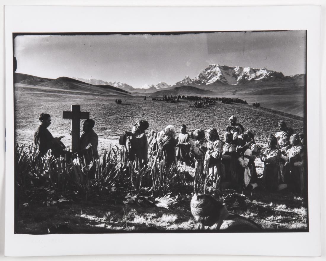 Martin Chambi (1891-1973) Q'oyoriti Mountain Festival
