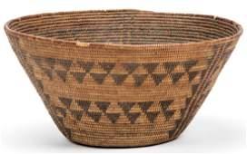 Antique Apache Basket c 1890s