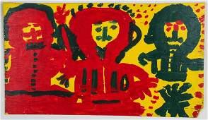 Mary Tillman Smith (1904-1995) Painting