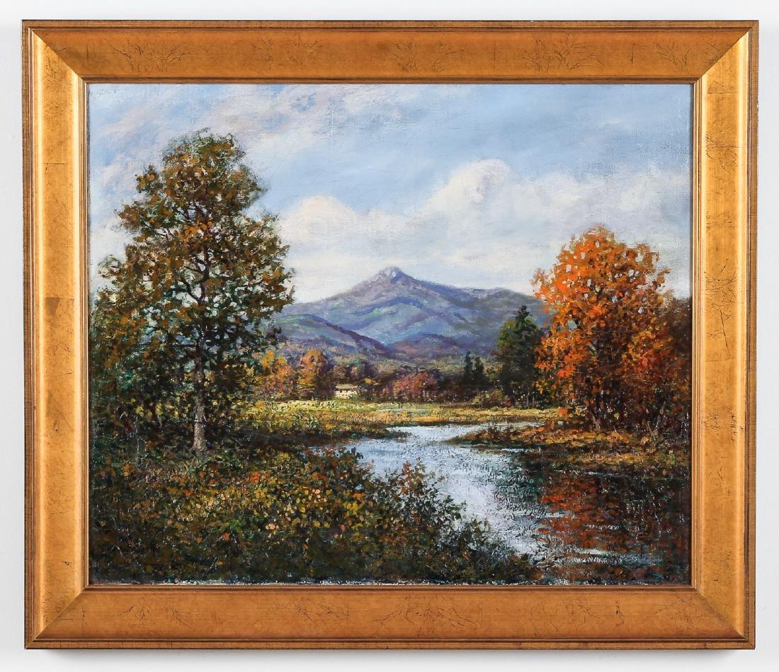 William Frederick Paskell (1866-1951) Landscape