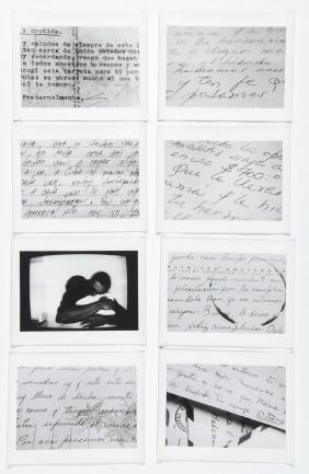 Rene Pena (Cuban, b. 1957) 8 Photographs