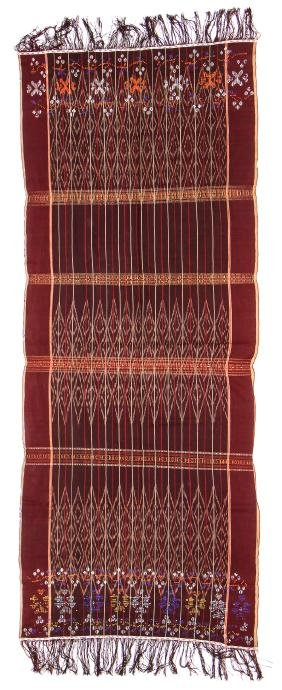 Shoulder Cloth, Batak, Sumatra, Early-Mid 20th C