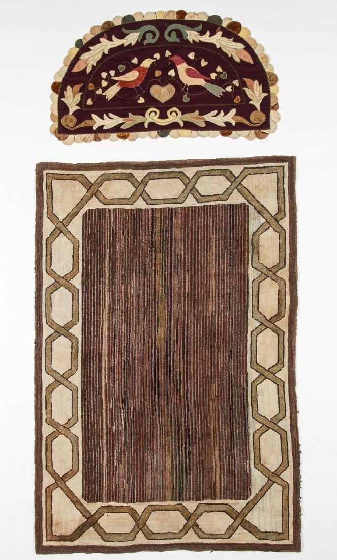 2 Antique American Textiles