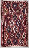 Antique Kuba Kilim 56 x 93