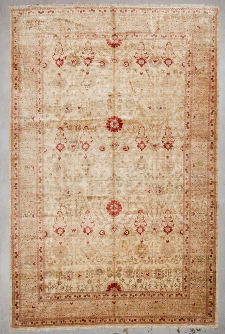 Afghan Chobi Rug: 11'8'' x 17'9''