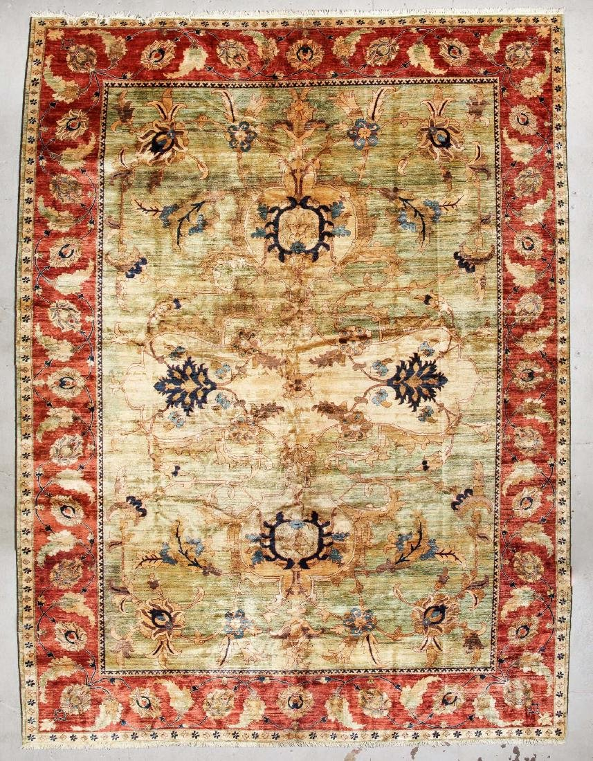 Sultanabad Style Rug: 12'3'' x 17'5''