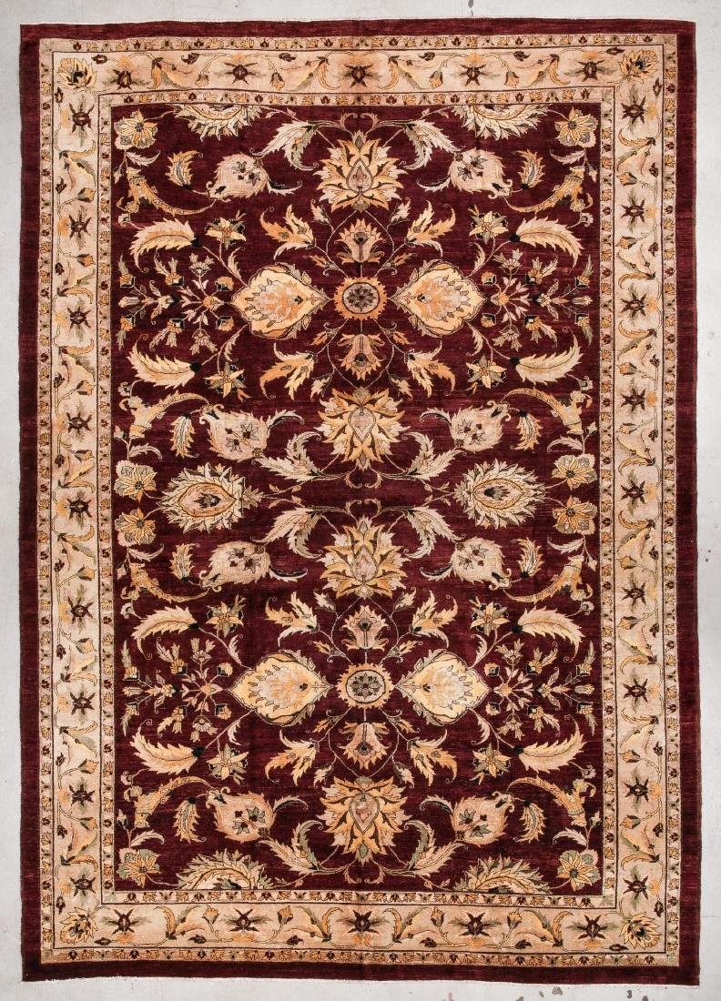 Sultanabad Style Rug: 12'5'' x 16'9''