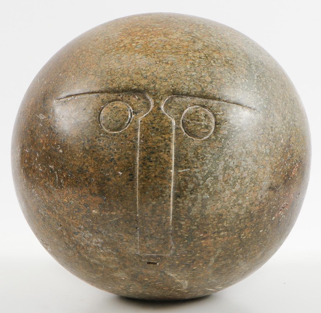 """Mike Munyaradzi """"Ball Head"""""""