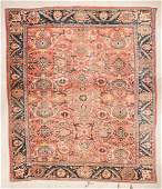 Antique Sultanabad Rug: 14'8'' x 17'4''