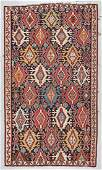 Antique Kuba Kilim 57 x 98 170 x 295 cm