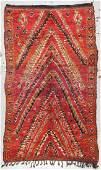 Moroccan Rug 54 x 92 163 x 279 cm