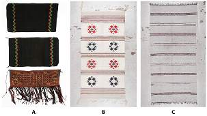 Estate Collection of Navajo  Other Weavings