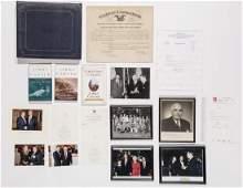 Political Ephemera and Photo Archive