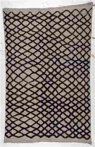 Moroccan Rug: 6'2'' x 10'2'' (188 x 310 cm)