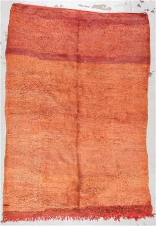 Moroccan Rug: 6' x 8'8'' (183 x 264 cm)