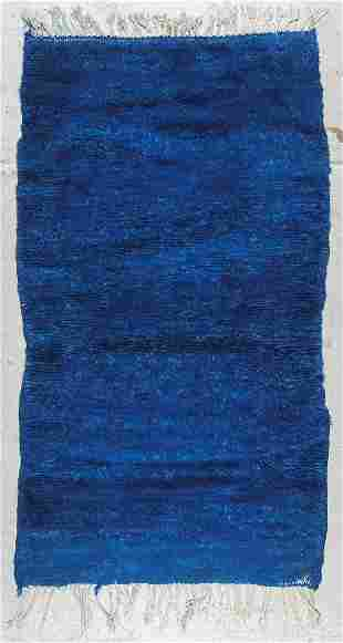 Moroccan Rug: 3'1'' x 5'5'' (94 x 165 cm)