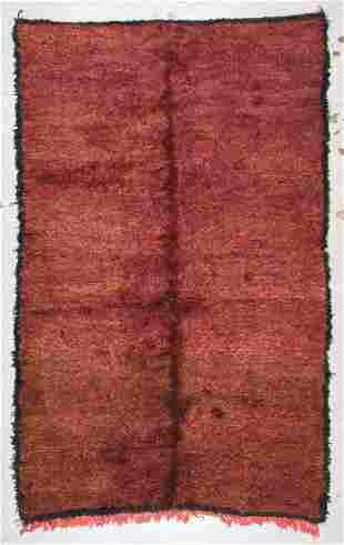 Moroccan Rug: 6'6'' x 10'2'' (198 x 310 cm)