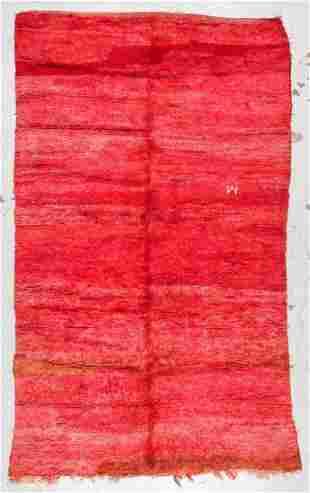 Moroccan Rug 57 x 93 170 x 282 cm