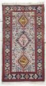 Persian Sumak Rug: 3'10'' x 7' (117 x 213 cm)