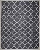Modern Bamboo SilkWool Kilim 92 x 1110 279 x
