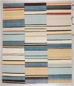 Modern Striped Kilim 84 x 910 254 x 300 cm