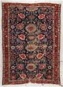 Antique West Persian Kurd Rug: 4'3'' x 6'1'' (130 x 185