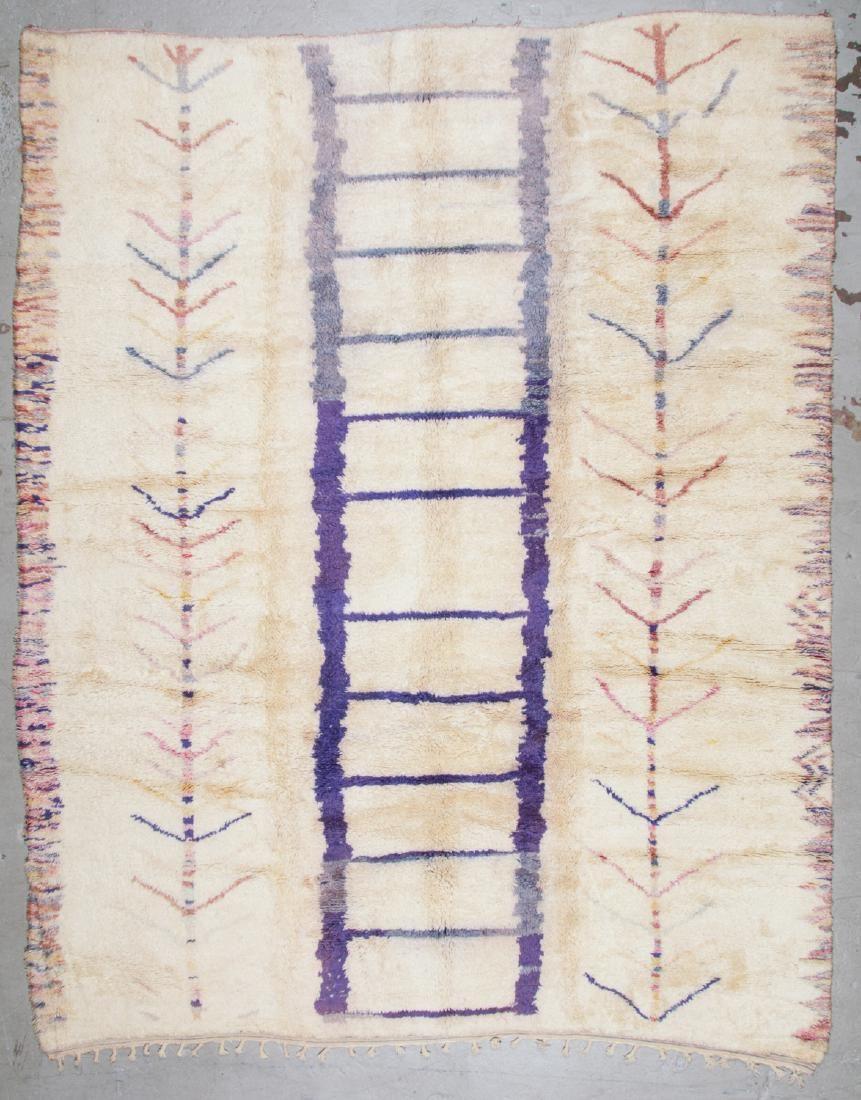Moroccan Rug: 8'11'' x 11'6'' (272 x 351 cm)