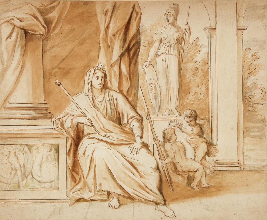 Attributed to Angelika Kauffmann (1741-1807) - 2