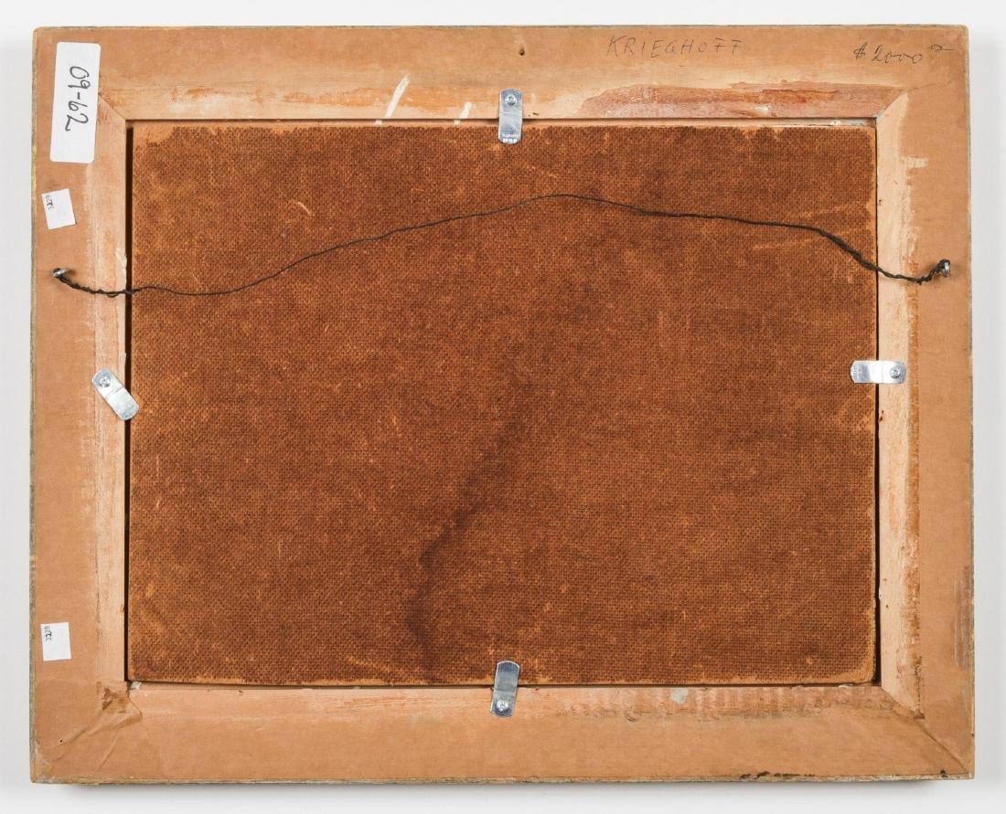 Cornelius David Krieghoff (1815-1872) Landscape with - 4