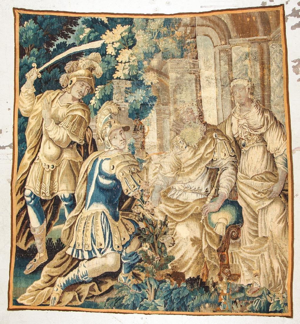 17th C. Flemish Tapestry
