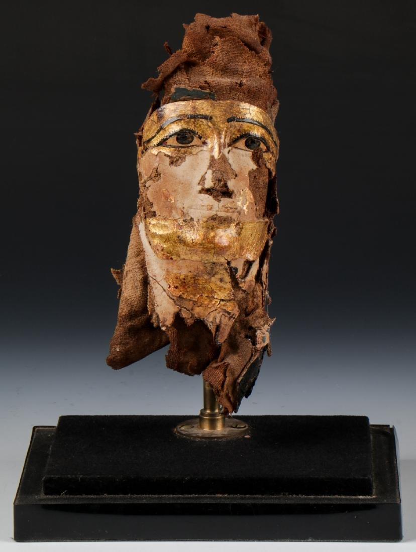 Egyptian Funerary Mask