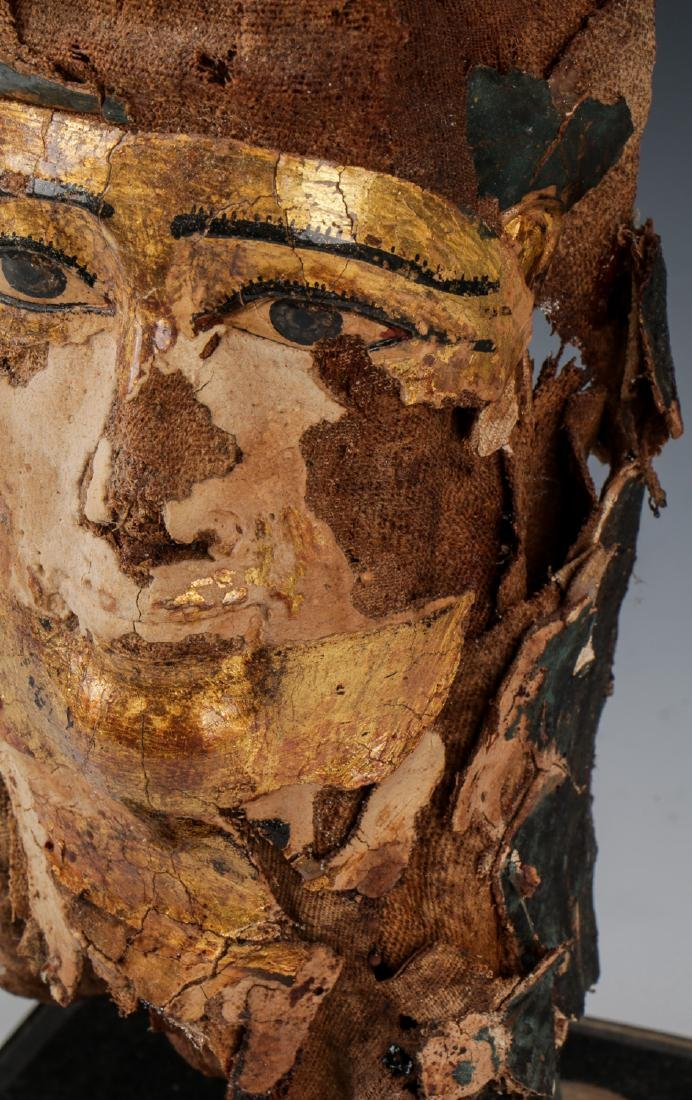 Egyptian Funerary Mask - 2
