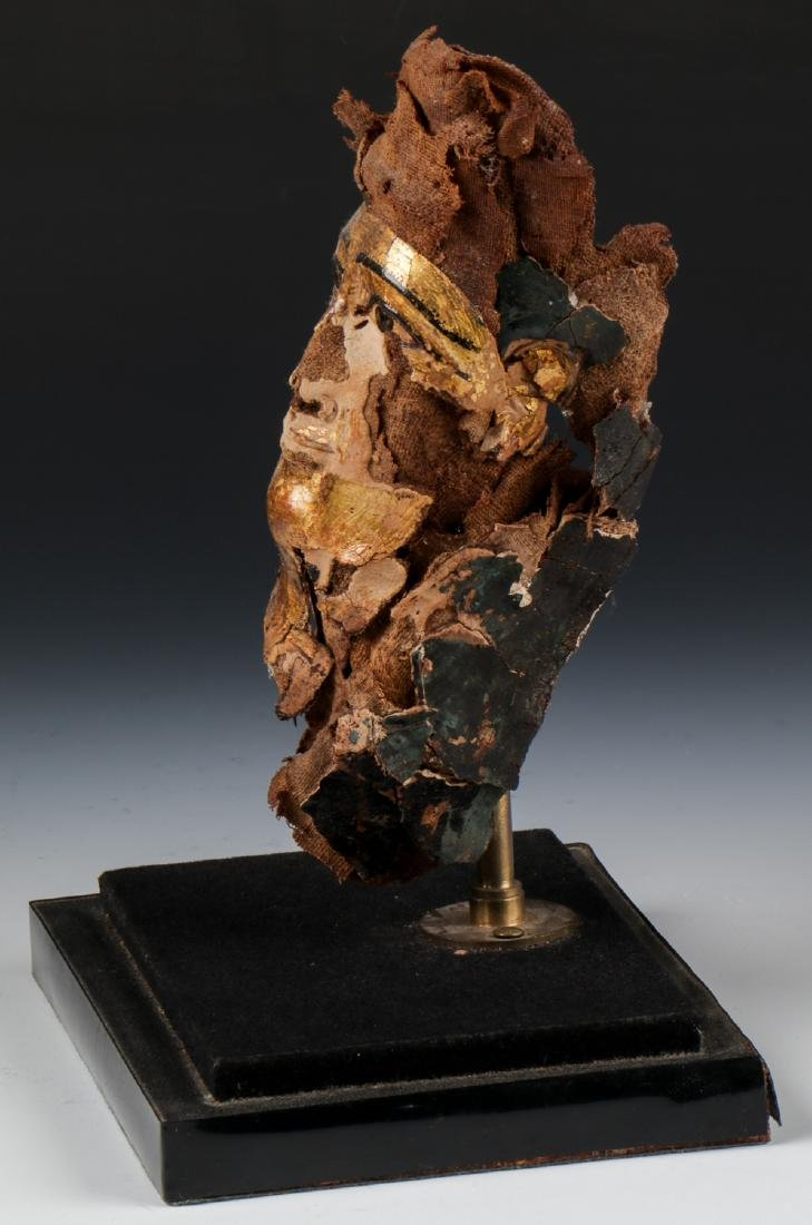 Egyptian Funerary Mask - 3