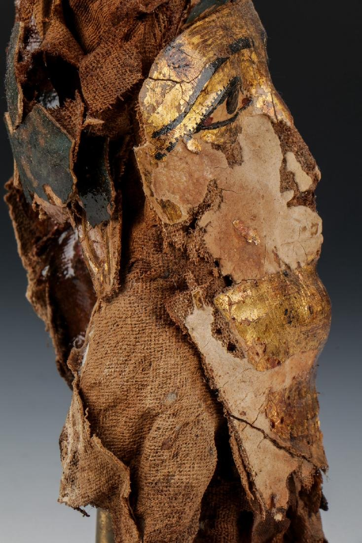 Egyptian Funerary Mask - 8