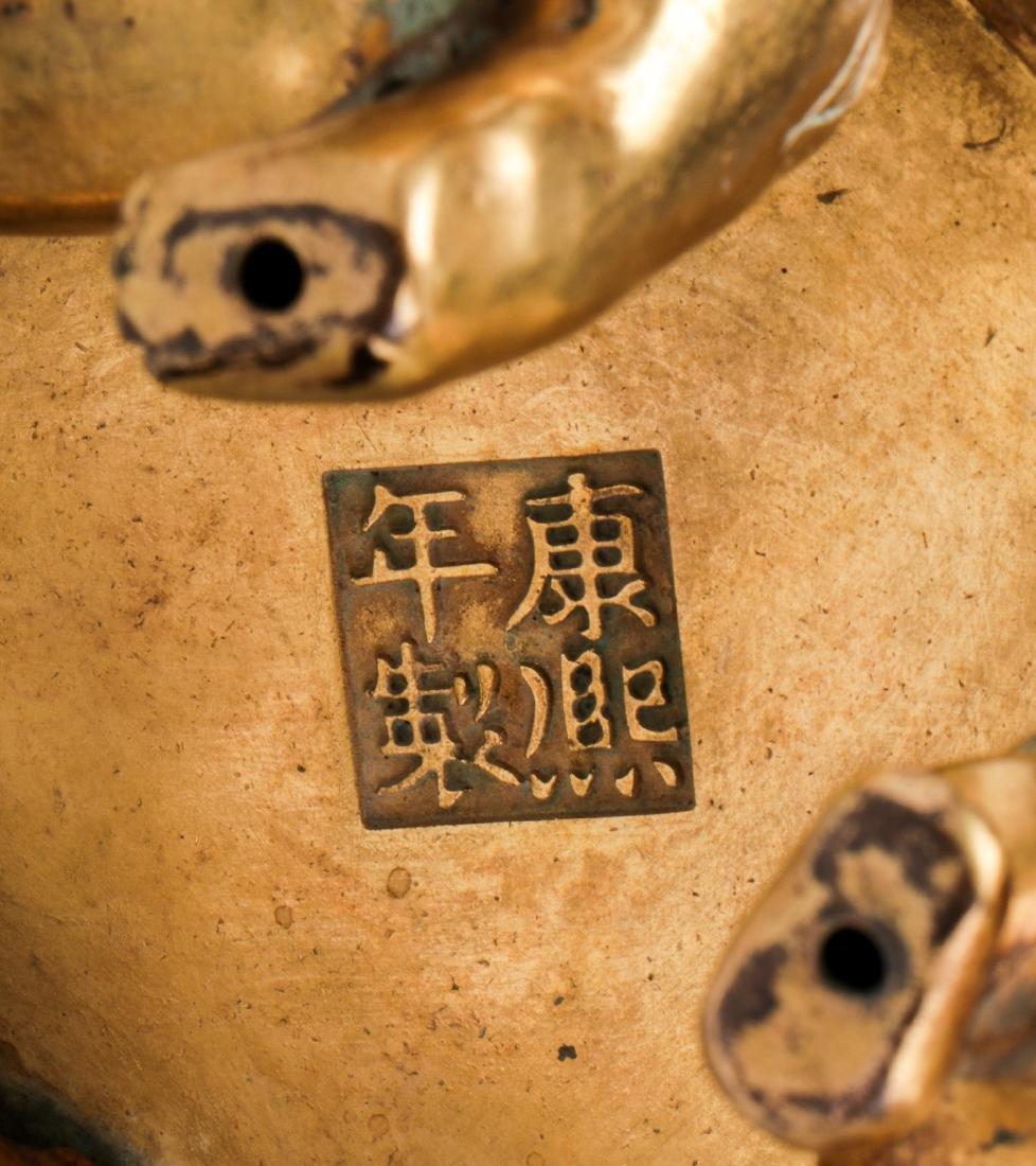 Fine Chinese Cloisonne Censer - 7
