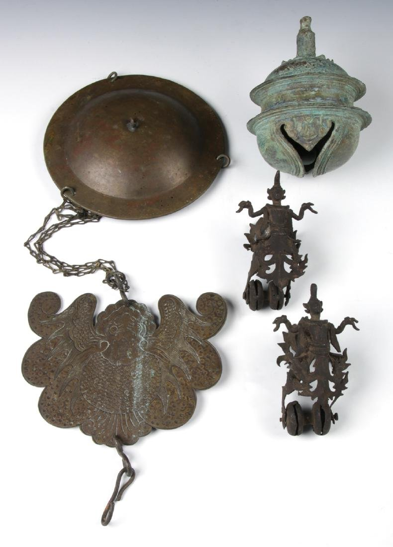 Fine Antique Asian Metals Collection