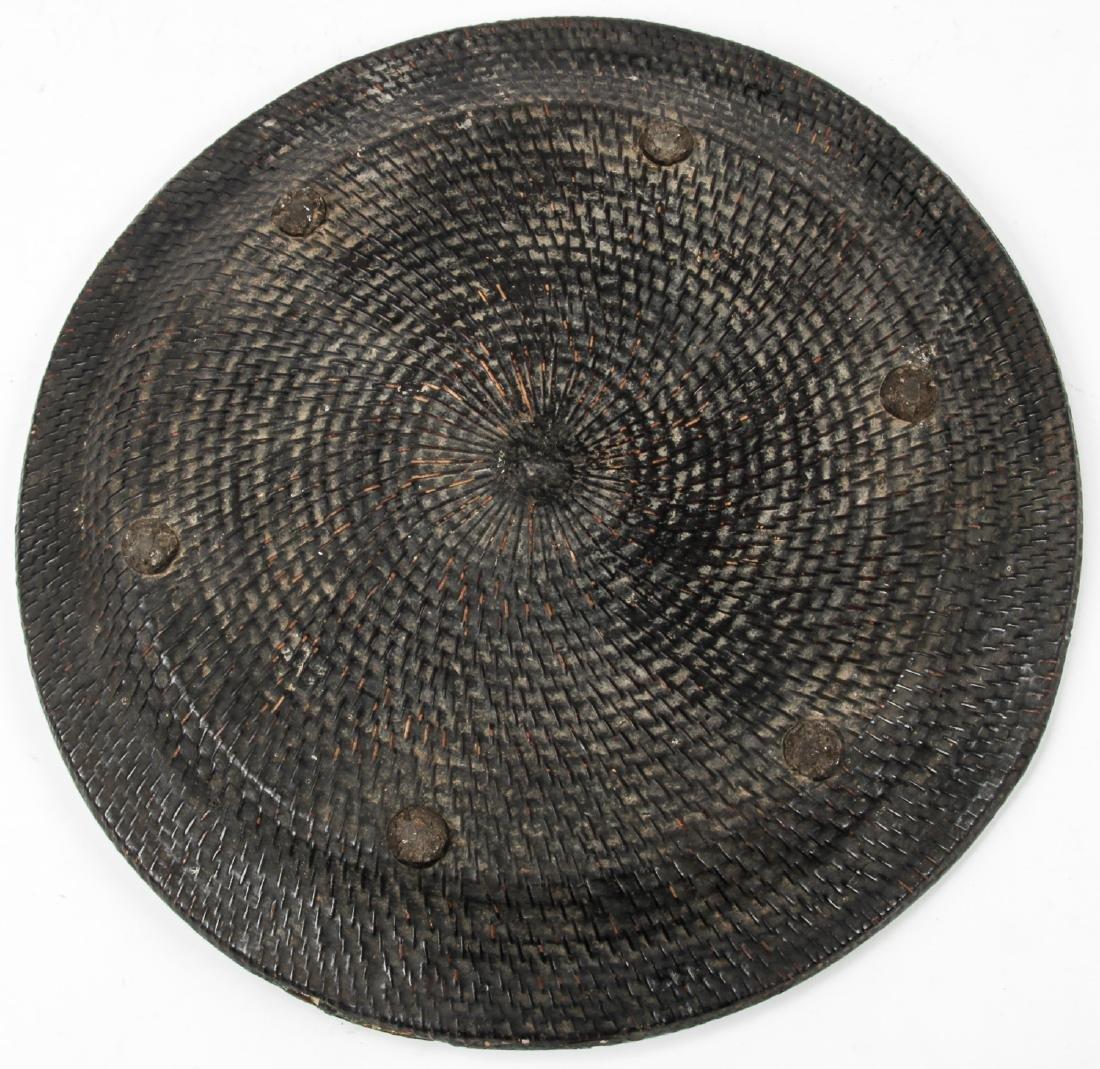 Three 19th C. Burmese Lacquerware - 2