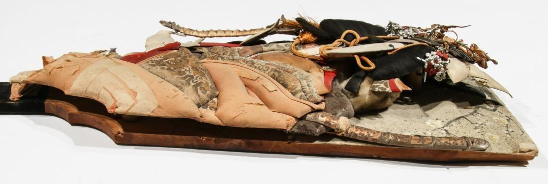 Japanese Geisha Paddle - 6