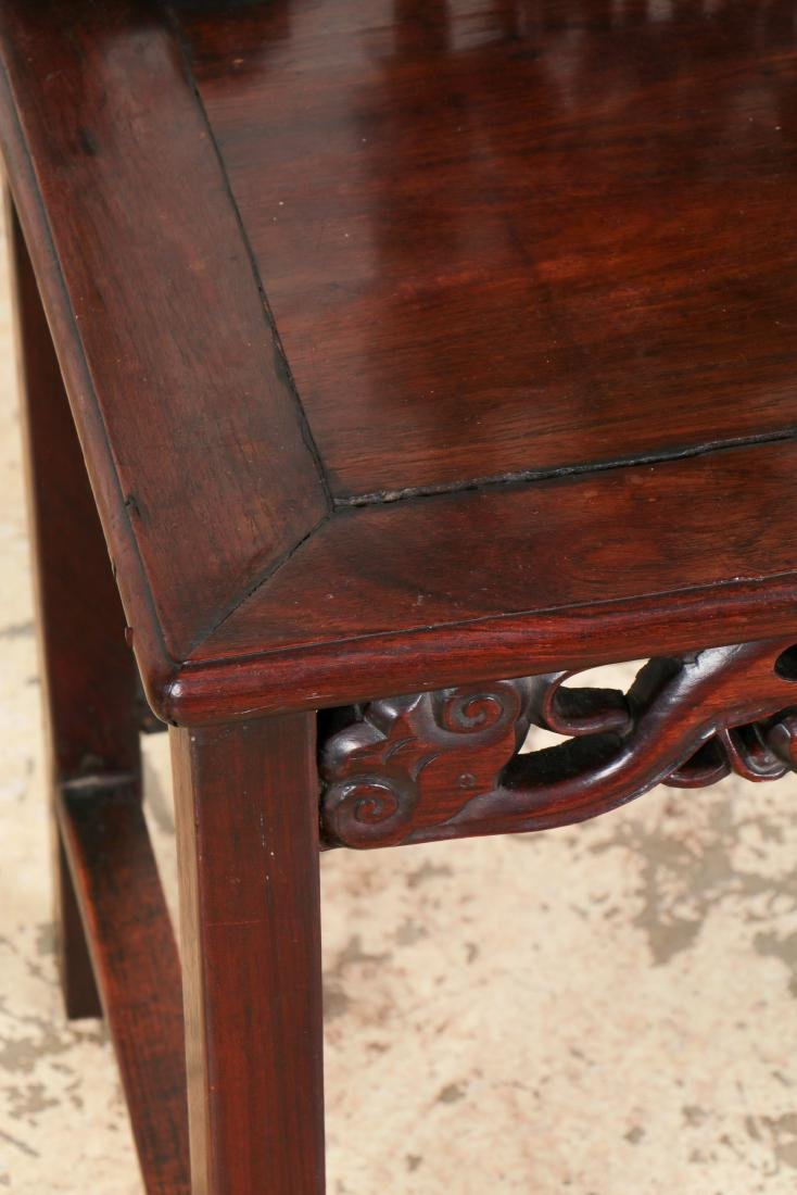 Chinese Wooden Chair - 3