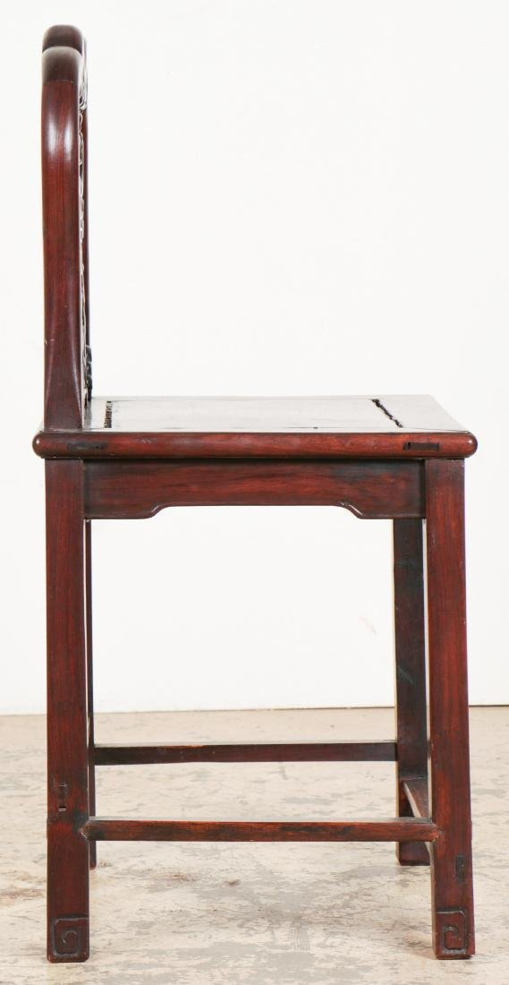 Chinese Wooden Chair - 4