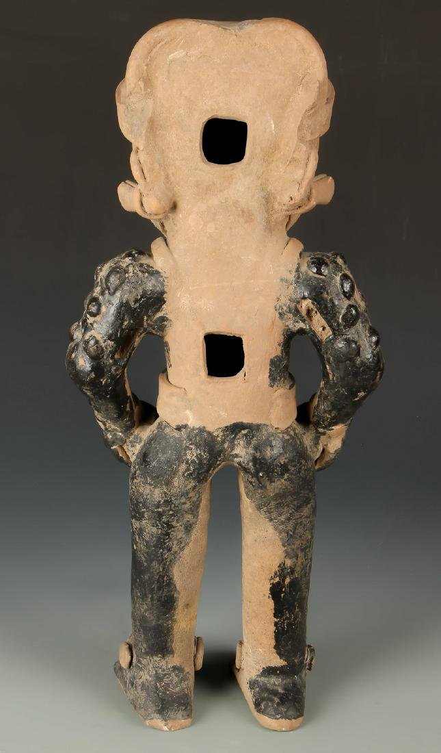 Impressive Veracruz Effigy Figure, Mexico, 550-950 CE - 3
